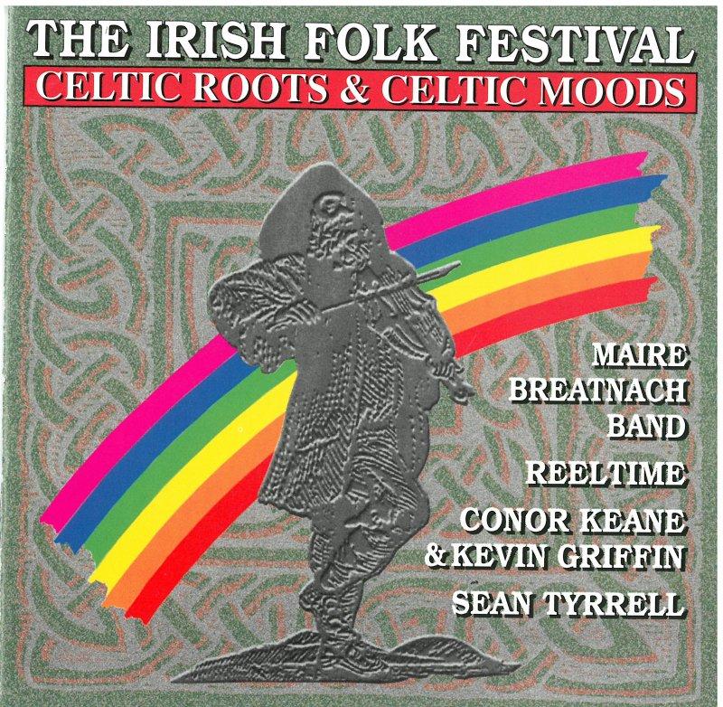 IFF Irish Folk Festival – Celtic Roots  & Celtic Moods - various Artists - 1996