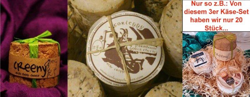 Corleggy Cheese - handgemacht