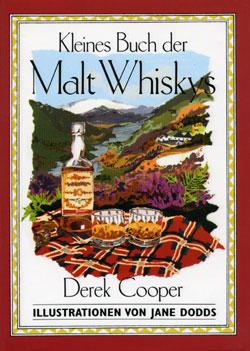 Buch:  Kleines Buch der Malt Whisky's