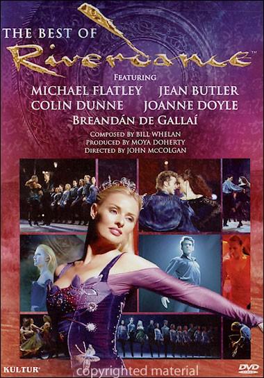 DVD Best of Riverdance