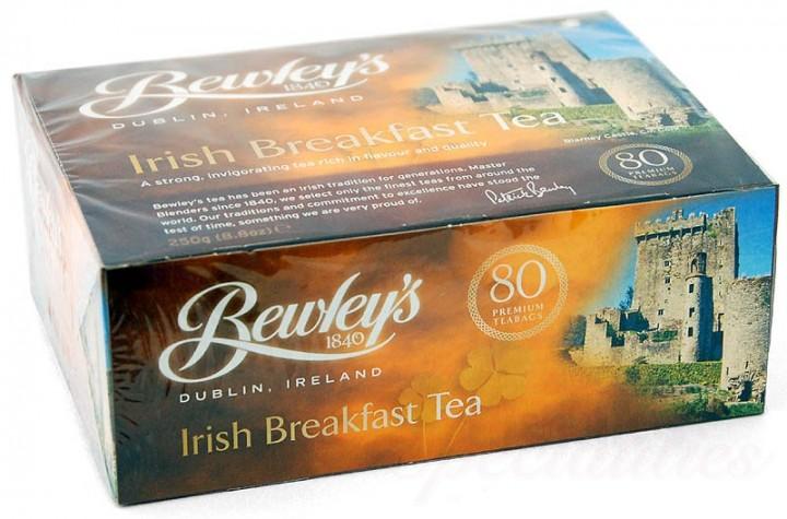 Bewley's Irish Breakfast Tea, 80 Teebeutel, 2 zum Preis von 1