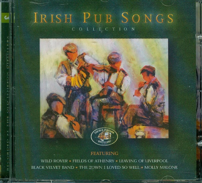 Irish Pub Song Collection