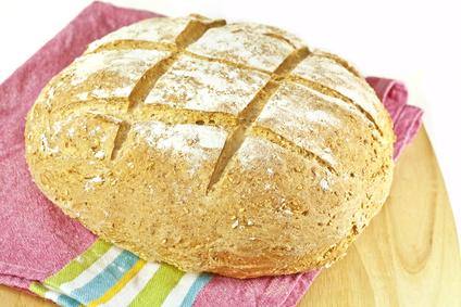 """2 Packungen zum Preis von einer - weil (gerade) """"abgelaufen"""" Odlums Irish Brown Bread Mix"""