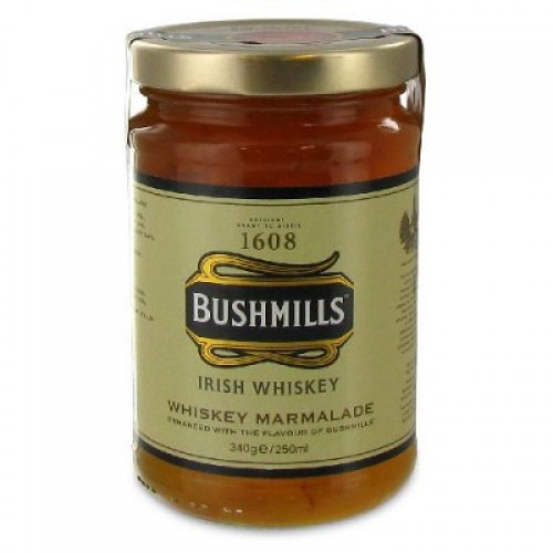 Bushmills Irish Whiskey Marmalade, 340g.