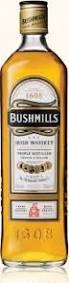 Bushmills Irish Whiskey 0,7l + Glas
