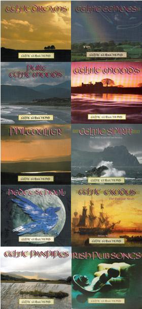 Celtic Collections-Alle 10 CDs zusammen