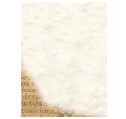 Schreibpapier Celtic Text