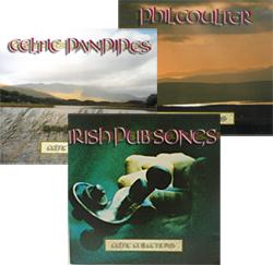 Celtic Collections-3 CDs im Set!