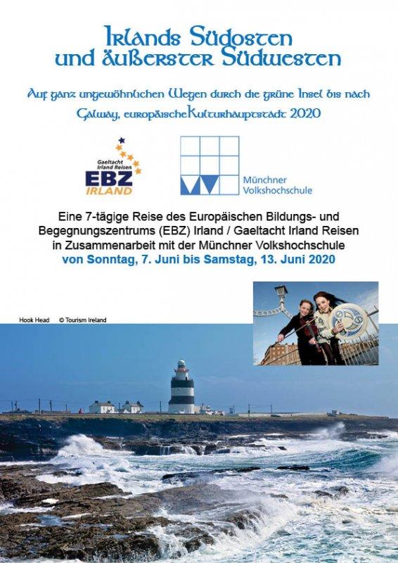 EBZ 2020 Gruppe 12 VHS München