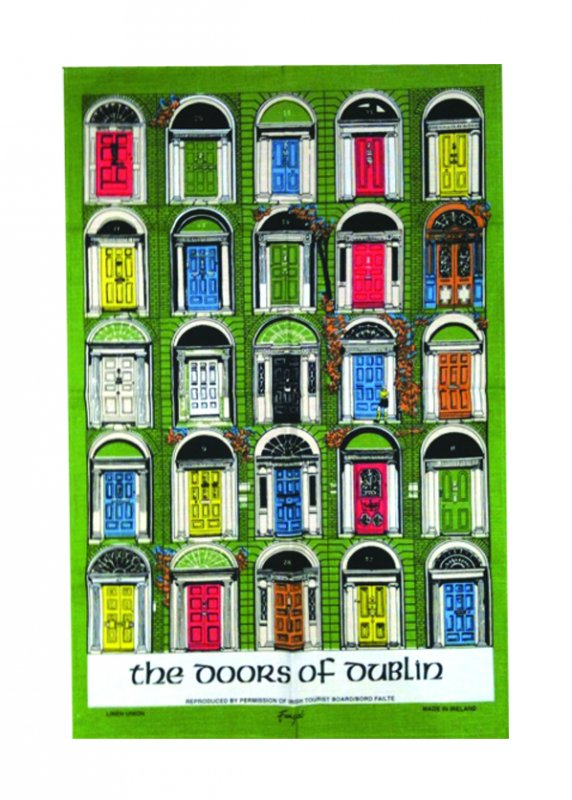 Geschirrtuch Doors