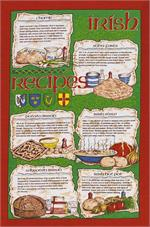 Tea Towel Trad. Recipes