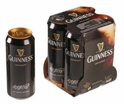 Guinness Dosen 4er Pack