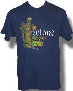 T-Shirt: Celtic Ireland XL