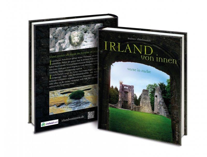 Irland von Innen - Neuer Foto-Gedichtband von Rainer Thielmann - jetzt zum Sonderpreis von 10 €