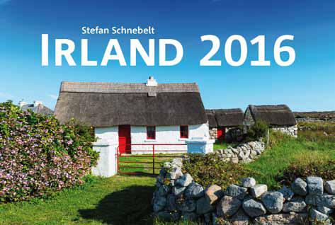 Irland-Kalender 2016 Format 58x39cm