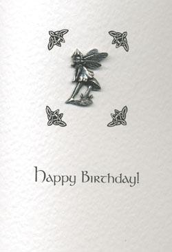 Geburtstagskarte ´Pixie`