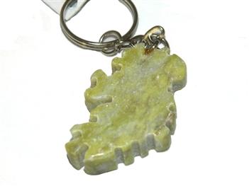 Schlüsselanhänger Irland Connemara Marble