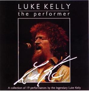 Luke Kelly the performer