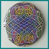 Celtic Designed- Magnet Eternal Knot