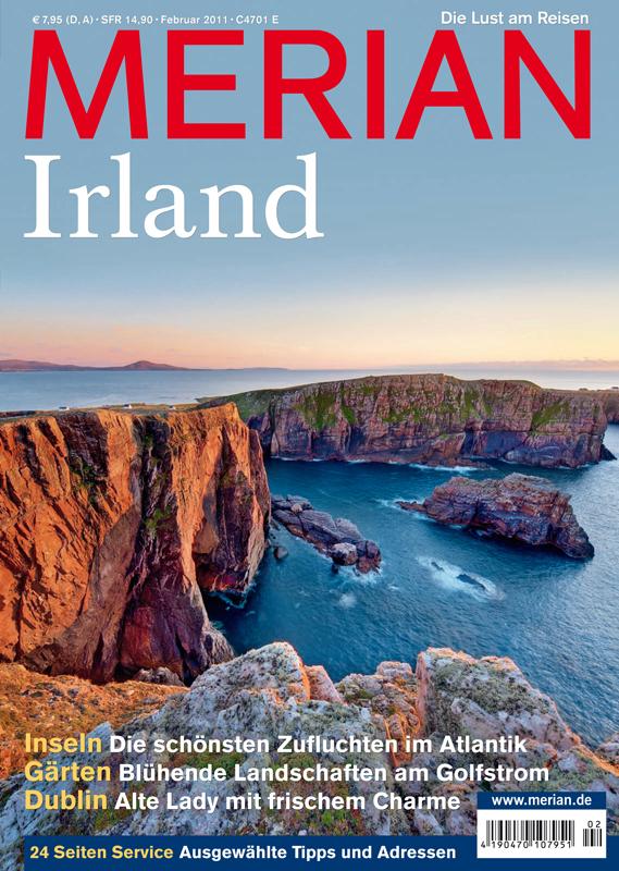 Merian Irland 2011