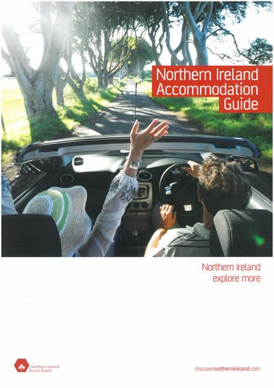 Northern Ireland Accommodation Guide - uralt, aber hilfreich