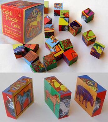 Celtic Puzzle Cube - zum Dreiunddreißgsten...