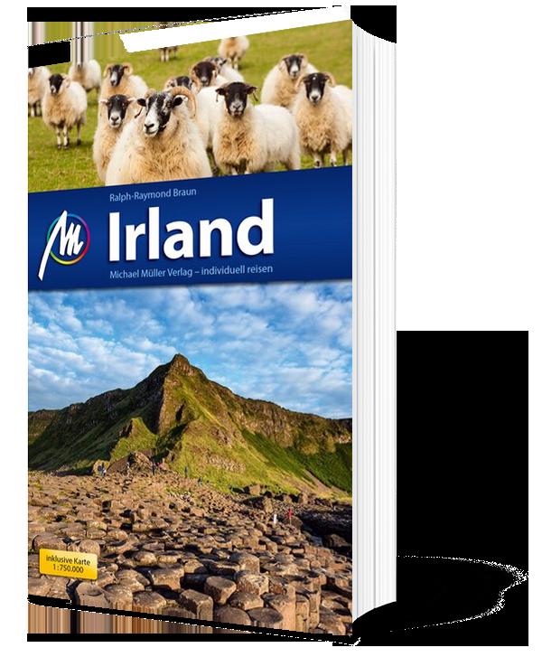 """Reiseführer Irland - """"der beste, den es gibt"""""""