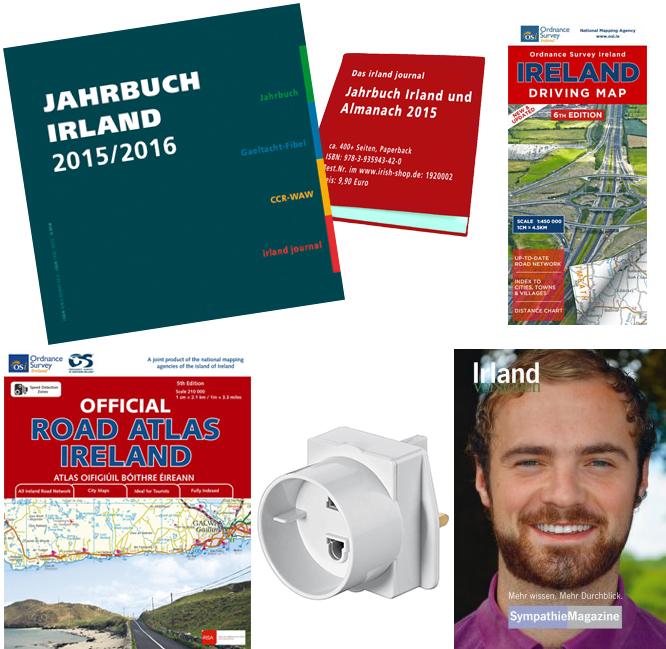 Das ultimative 2018-2019-Irland-Reise-Urlaubspaket reduziert