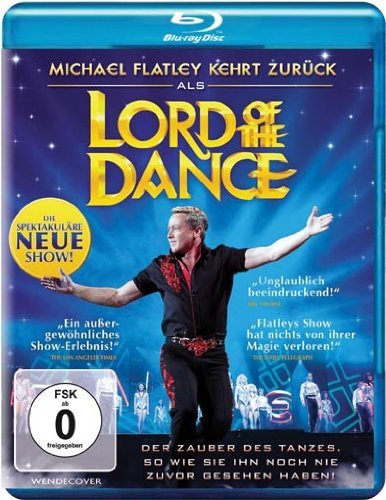 LORD of the DANCE /Blue Ray/ - Zum Gaeltacht Geburtstagspreis