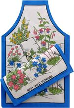 Schürze Wild Flowers