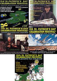 Anthology of the St.Patricks Day Celebration Festival