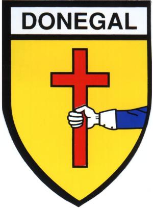 Sticker Donegal