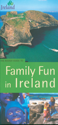 876 The rough guide to family fun in ireland