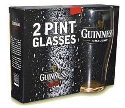 Guinness Gläser Set