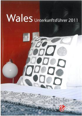 907 WALES: Unterkunftsführer 2011