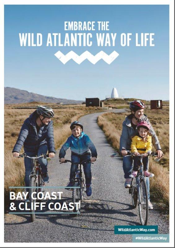 01308 Wild Atlantic Way Discovery Points - Broschüre