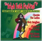 IFF Irish Folk Festival – Spirit of Ireland - various Artists - 1997